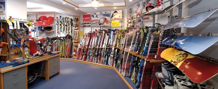 Snowboards skis buy in Salt Lake City  -  New Gear