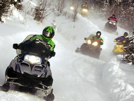 Utah Snowmobile Rentals and Tours